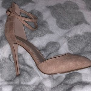 66183fa63f4 ASOS Shoes | Play Date Wide Fit High Heels Size 95 | Poshmark